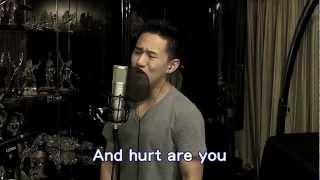 jason chen eminem love the way you lie hd with lyrics