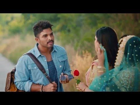 Naa Peru Surya Naa Illu India Trailer  ...