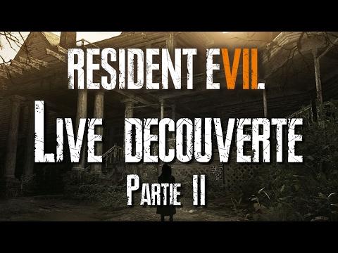 [Rediff] Découverte de Resident Evil 7 by BKC Diamond FR Partie 2