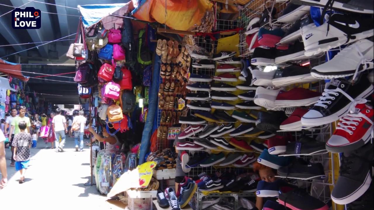 Baclaran Market in Manila 836fd28e9ed6e