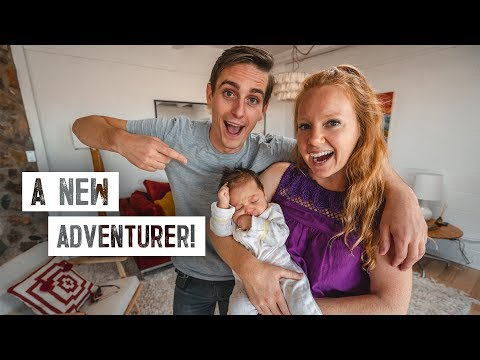 Flying to LA + We Have a BIG Surprise! 👶 (Also, we were in an earthquake 😮)