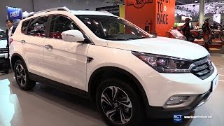 2016 DFM AX7 - Exterior and Interior Walkaround - 2016 Moscow Automobile Salon