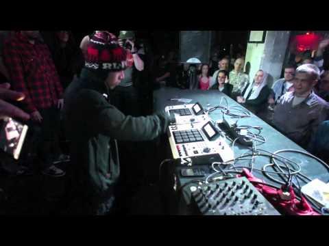 araabMUZIK dubstep live @ 1500M2 | Warsaw | PART II | [HD]