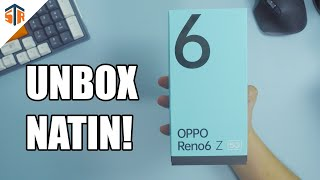 Oppo Reno6 Z 5G - Unboxing and First Impressions!