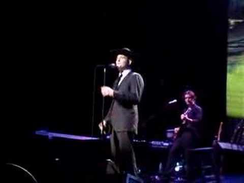 Michael Buble Concert Austin texas 2008