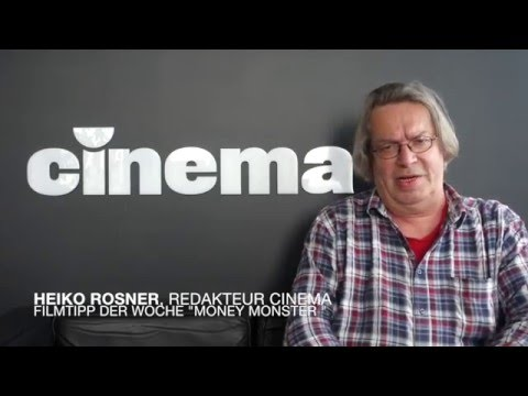 Money Monster // Filmtipp der Woche 26.05.2016 // CINEMA-Redaktion