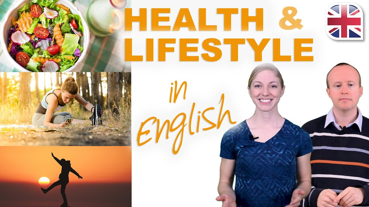 Talk About Health and Lifestyle in English – Spoken English Lesson