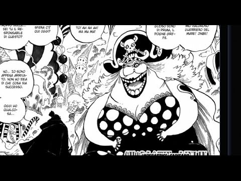 OnePiece 829 L'imperatrice Charlotte Linlin
