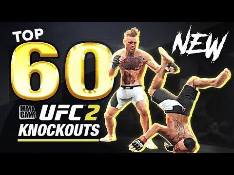EA SPORTS UFC 2 - TOP 60 UFC 2 KNOCKOUTS - Community KO Video ep. 15