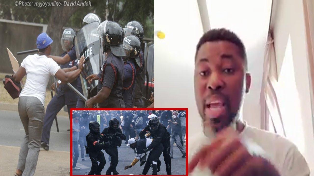 If Black Lives Matter Then Ghanaians Lives Matter Too