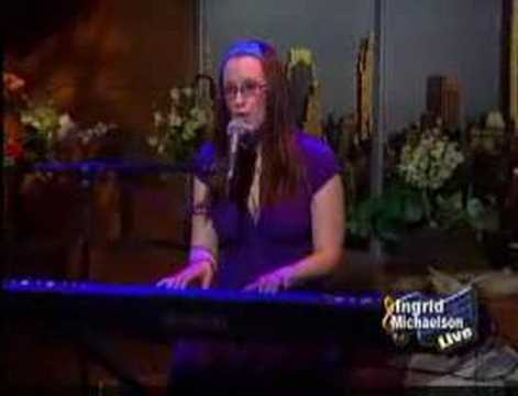 Intervirew with Ingrid Michaelson