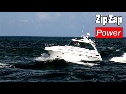 Formula 45 Yacht | Rough Water | TASHI DELEK