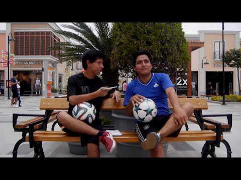 Entrevistas a Freestylers Peruanos 4 - Luis Ostos :: Freestyle Futbol Perú - Arequipa