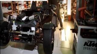 Jazda za kierownicą KTM X-BOW – Tor Łódź video
