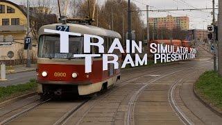 Train Simulator 2015 - Tram presentation #01