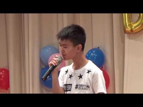 BTHC 2015 16 talent show Team 2