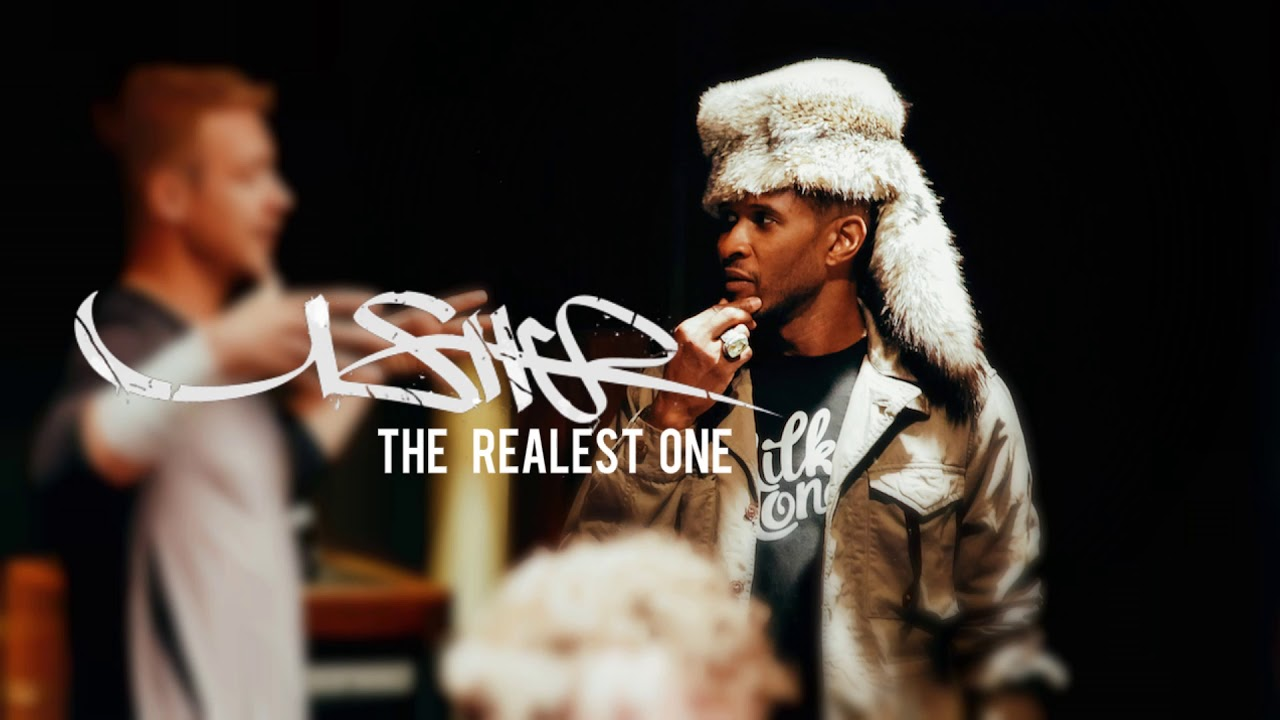 Image result for Usher - The Realest One