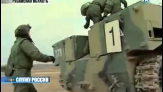 Випробування новітньої машини для ВДВ БМД 4M