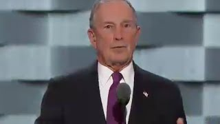 FULL: Michael Bloomberg is fired up for Hillary! - Democratic National Convention by : ABC15 Arizona