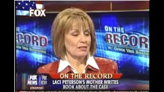 Laci Peterson's mother Sharon Rocha Interviews with Greta