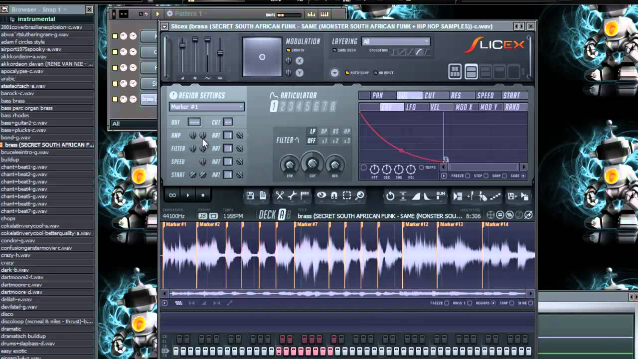 FL Studio Tutorial: Chopping Samples 101 Mpc Style - YouTube