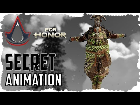 SECRET ANIMATION: Leap of Faith EMOTE - Assassin's Creed x For Honor thumbnail