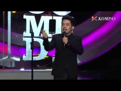 Ryan Adriandhy @grand Final Stand Up Comedy Kompas Tv Season 2