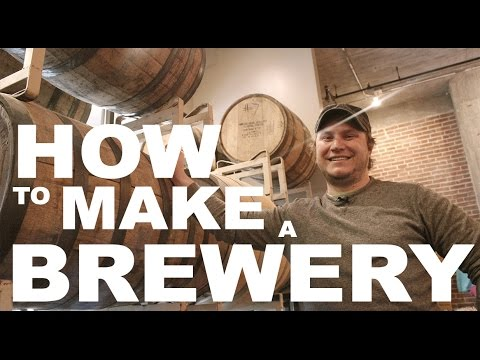 How to Start a Brewery | Featuring Alpha Brewing Company