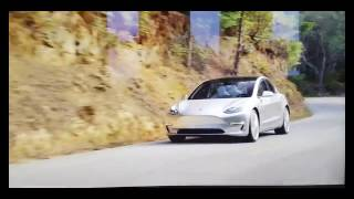 Tesla Model 3 Promotional Video