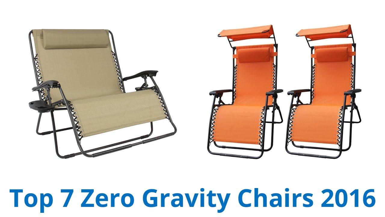 7 Best Zero Gravity Chairs 2016