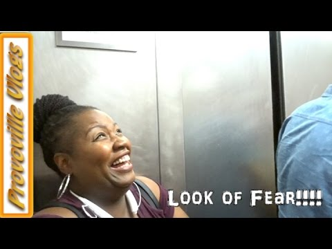 Fear of Falling w/Special Guest | Vlog #191