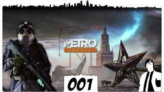 Metro 2033 Redux #001 - U-Bahn fahren ist schön | Metro 2033 Redux Gameplay German