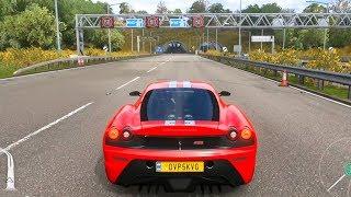 Forza Horizon 4 - Ferrari 430 Scuderia 2007 - Open World Free Roam Gameplay (HD) [1080p60FPS]