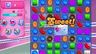 Candy Crush Saga Level 486 NO BOOSTERS
