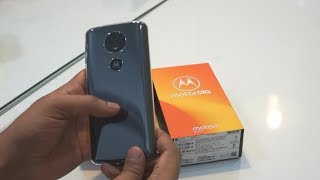 Moto E5 Plus India Unboxing, Hands on, Camera, Features | Big Display & Big Battery