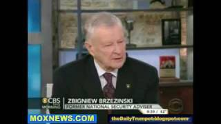 Zbigniew Brzezinski discusses SYRIA - with a little advice for Obama