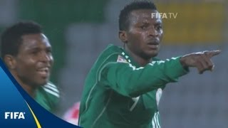 Spectacular Nigerians bang in five goals