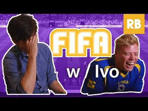The Most Polite Game of FIFA Ever Ft. Ivo Graham