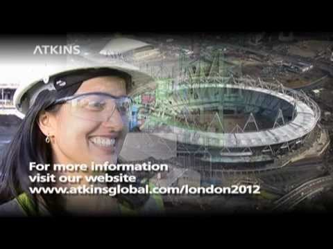 Saphina Sharif, London 2012 Enabling Works Deputy Project Manager, Atkins