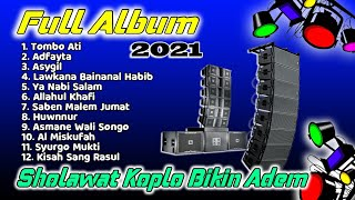 Full Album Sholawat Koplo Terbaru 2021 Tombo Ati Ramadhan 2021