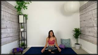 Yoga class for Healing Series with Sheena : Episode 5