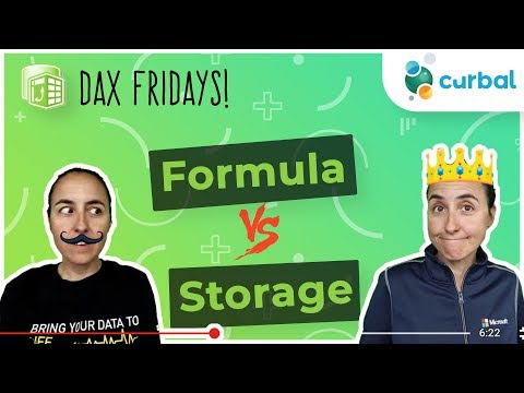 DAX Fridays! #126: Understand the Formula Engine and Storage Engine to optimize your DAX queries