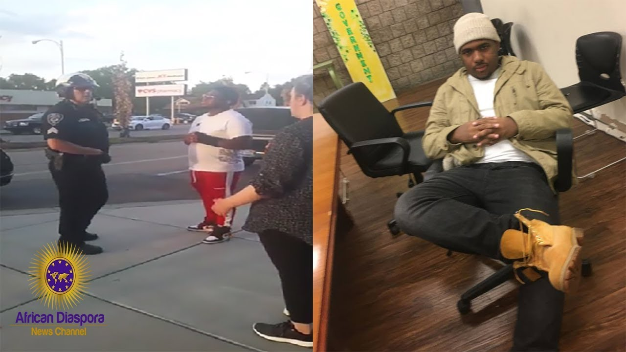 Royal Oak Police Stop Black Man After White Woman Claims He Was Staring At Her
