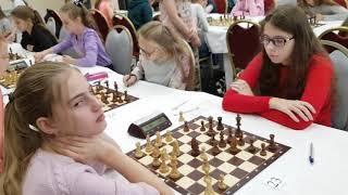 2018-11-09 Russian Chess Girls 2nd Round