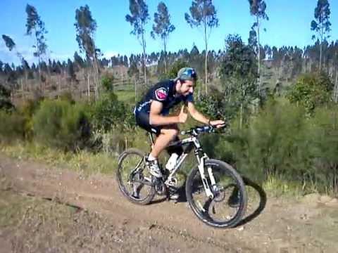 mountain bike - pan de azucar - maldonado - uruguay