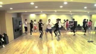 PSY - Gangnam Style Dance Practice