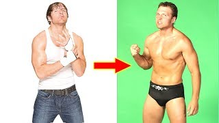 Shocking WWE Ring Gear Transformations: 10 Wrestlers Who Use to Wear Trunks