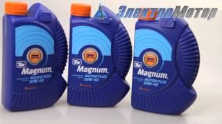 Моторное масло ТНК Magnum 10W-40