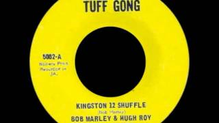 Kingston 12 Shuffle U Roy Bob Marley & The Wailers
