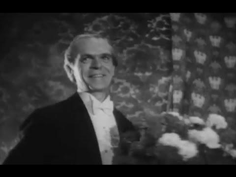 Witold Malcuzynski plays Chopin Waltz op. 64 no. 2 in Wawel - video 1959